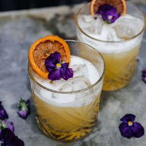 WELL-CRAFTED COCKTAILS